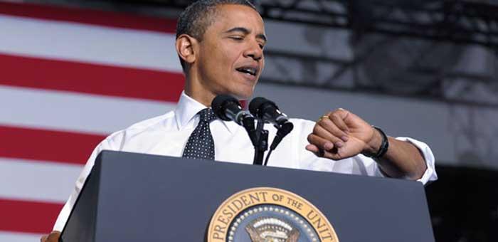 часы президентов: простые и непростые часы барака обамы