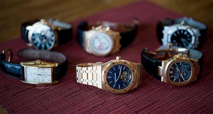 Настоящие рэперские часы -