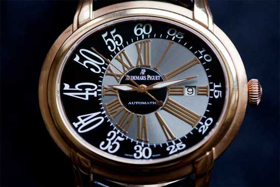 Настоящие рэперские часы - Audemars Piguet Millenary Rose Gold