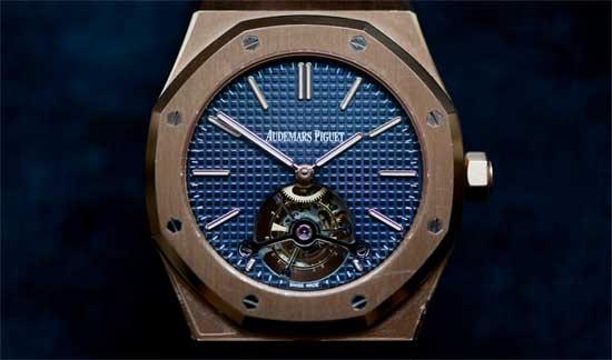 Настоящие рэперские часы - Audemars Piguet Royal Oak Ultra-Thin Tourbillon