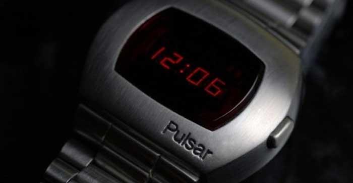 Первые смарт-часы - Pulsar P1