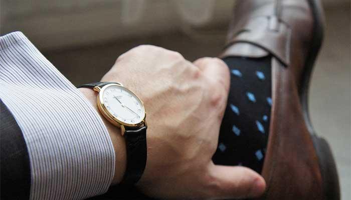 Как быстрее привыкнуть к своим новым наручным часам?