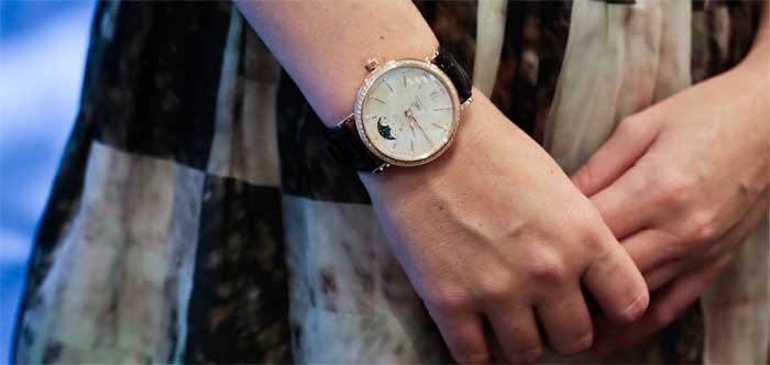 Часы супермоделей: когда время прекрасно
