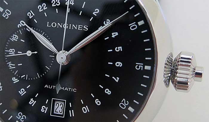 Longines 24 Hours Chronograph Monopusher (ref. L2.797.4.73.0)