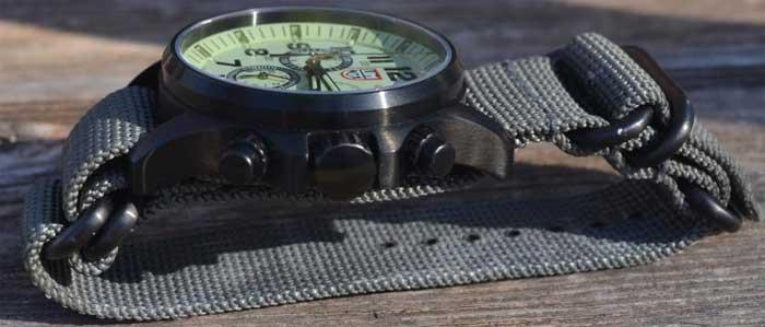 НАТО ремешки для часов - история - цена - цвет - Luminox - Rolex