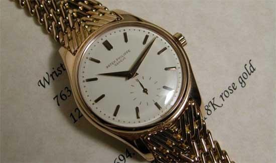 Коллекционные наручные часы Patek Philippe ref. 2526 - желтое золото - цена