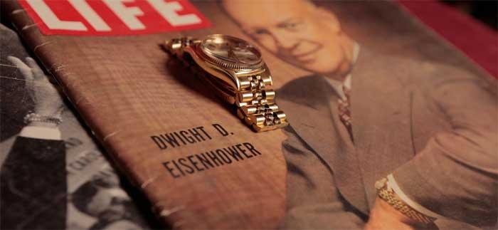Часы президентов: Дуайта Эйзенхауэр