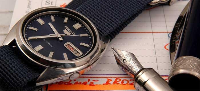 Японское качество - это часы Seiko