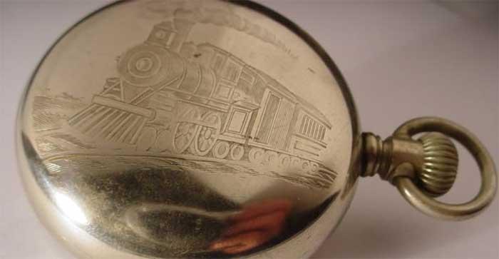 Из истории часового дела: railway time — железнодорожное время