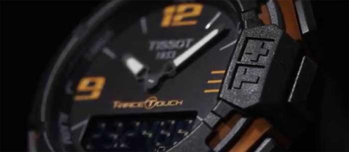 Спортивные часы Tissot T-Race Touch — обзор особенностей модели