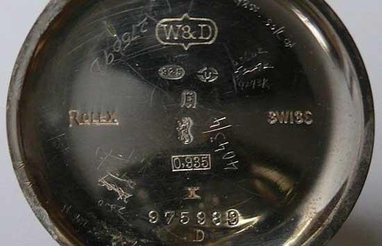 Как расшифровать пробу на серебряных часах или браслете