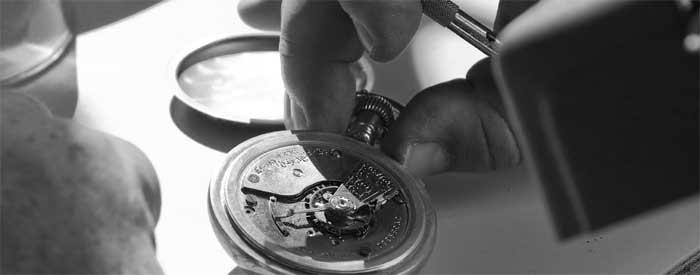 Каждая деталь - не мелочь - о ремонте часов