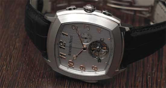 часы банкира - Audemars Piguet Traditional Tourbillon Minute Repeater Chronograph