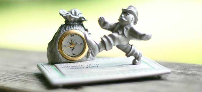 часы банкира