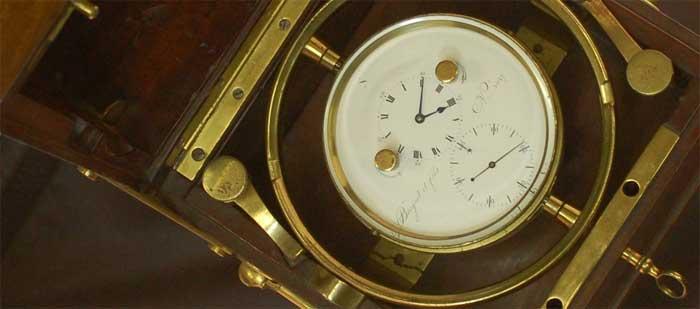 военные часы: немного истории. Часть 1