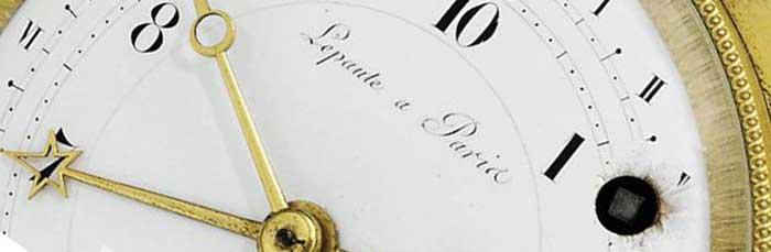 Часы французской революции