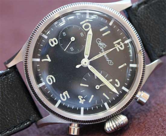 военные часы - Breguet