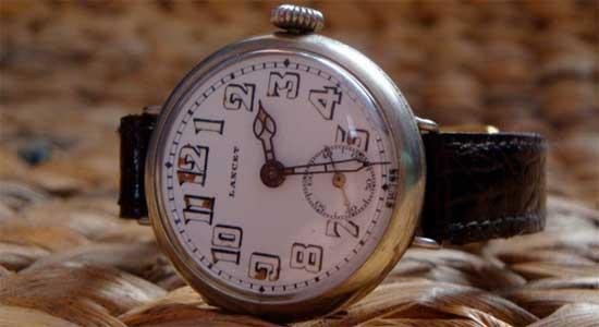 Как привести в порядок золотые или позолоченные часы