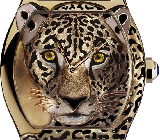 Швейцарские наручные часы с эксклюзивной гравировкой - золото - ручная гравюра