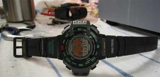 Часы Casio ProTrek - обзор