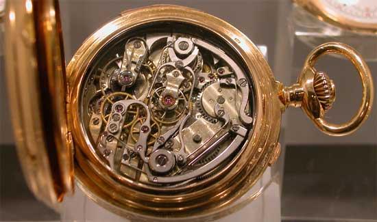 хронографы - история