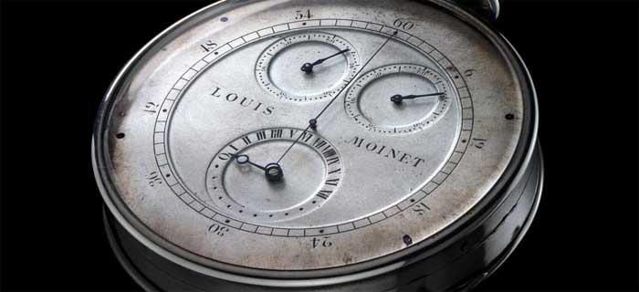 хронограф - история