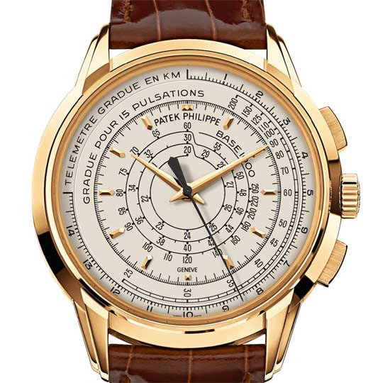 Patek Philippe Multi-Scale Chrono (ref. 5975)