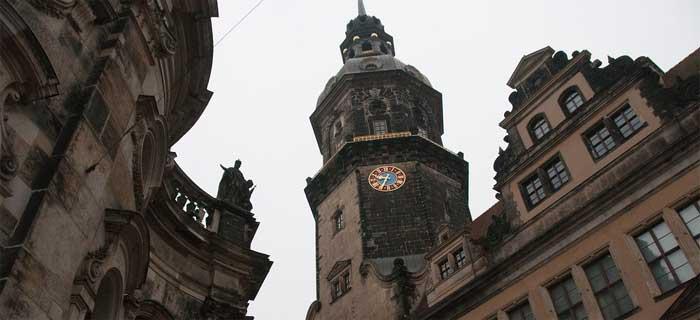 Часы в Европе