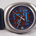 Первые наручные кварцевые часы - Girard-Perregeaux GP 350