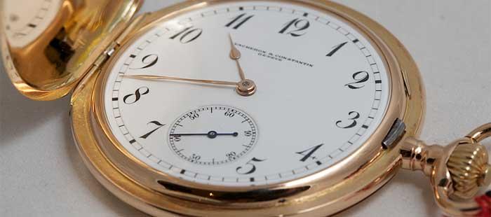 Ремонт золотых часов