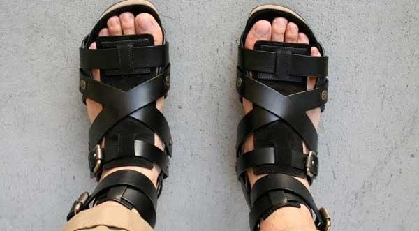 обувь гладиаторы фото