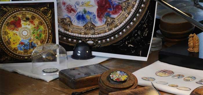 Наручные часы, как шедевр изобразительного искусства