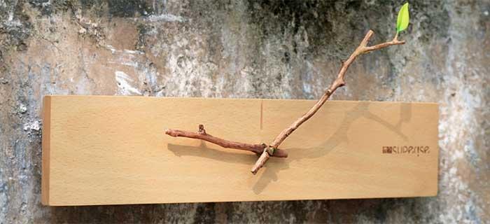 настенные часы как элемент декора
