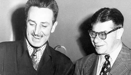 Герман Key Камен и Уолт Дисней, 1930-е - часы Микки Мауса