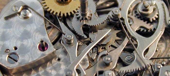 Когда часам требуется ремонт и новые часовые запчасти