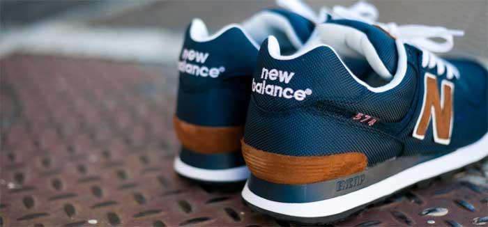 Кроссовки New Balance просто идеальны