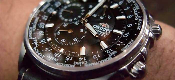 о часах Orient