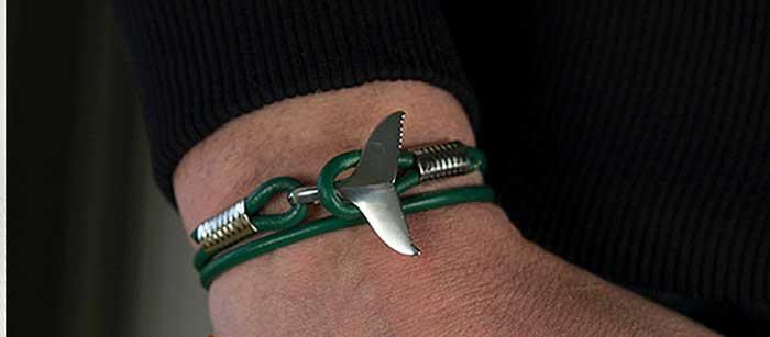 Pakabone - модные кожаные браслеты для мужчин