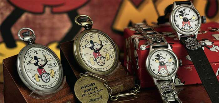 Часы с Микки Маусом: детство, живущее вечно