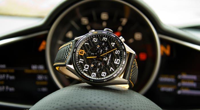 Часы TAG Heuer Carrera MP4-12C Automatic для владельцев McLaren MP4-12C