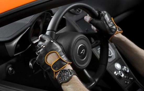 Часы TAG Heuer Carrera MP4-12C Automatic для владельцев McLaren MP4-12C