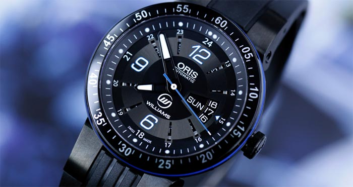 Часы Oris Williams F1 Team Day Date