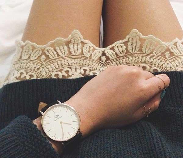 Красивые большие часы для женщин: к вопросу о пропорциях и вкусах