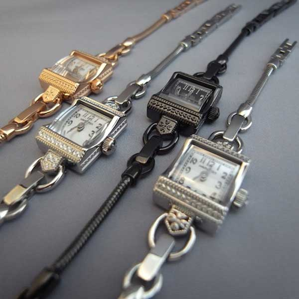 Lady Hamilton Vintage: миниатюра с элементами барокко