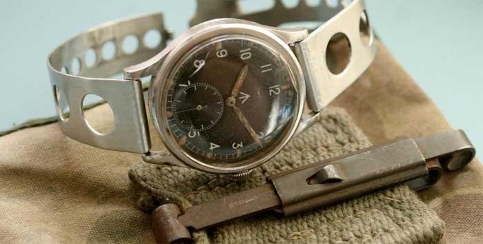Военные часы - история