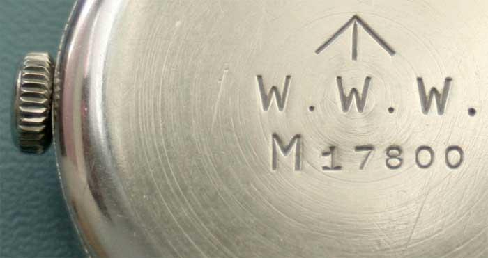 Военные часы - история - IWC