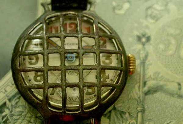 Военные часы периода Первой мировой