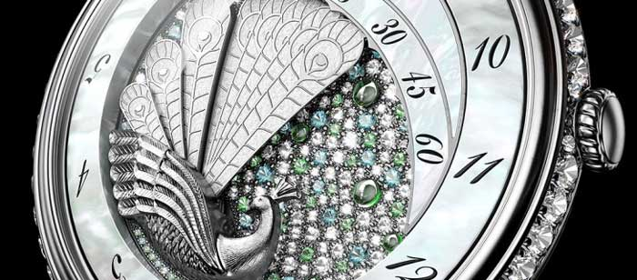 Уникальные Faberge Lady Compliquee Peacock