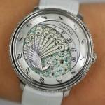 Уникальные Faberge Lady Compliquee Peacock представлены официально - цена