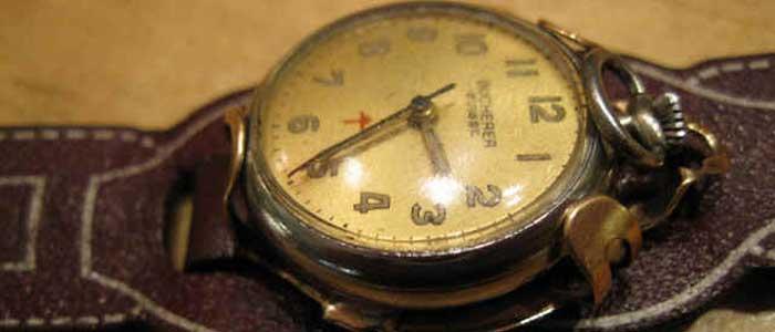 Как оценить редкие или старинные наручные часы?